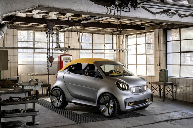 smart forease+. Foto: smart