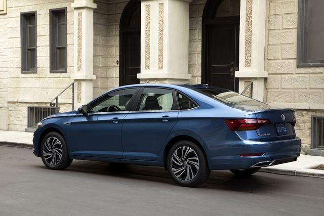 Volkswagen Jetta. Foto: Volkswagen