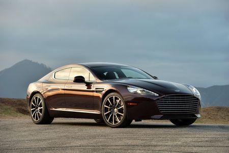 Aston Martin Rapide. Foto: Aston Martin
