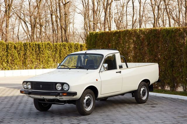 Dacia 1304 Pick-up (1983).  Foto: Dacia