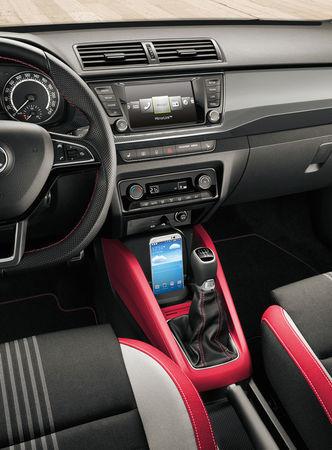 Škoda Fabia Monte Carlo. Foto: Škoda
