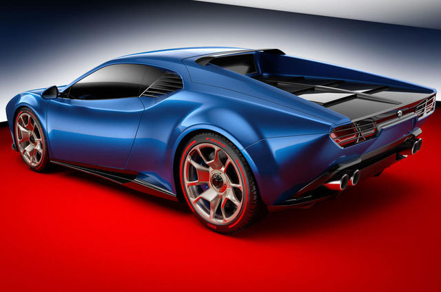 Ares Panther. Foto: Ares Design