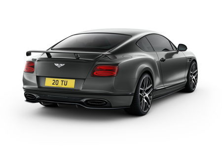 Bentley Continental Supersports. Foto: Bentley