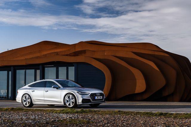 Audi A7. Foto: Audi