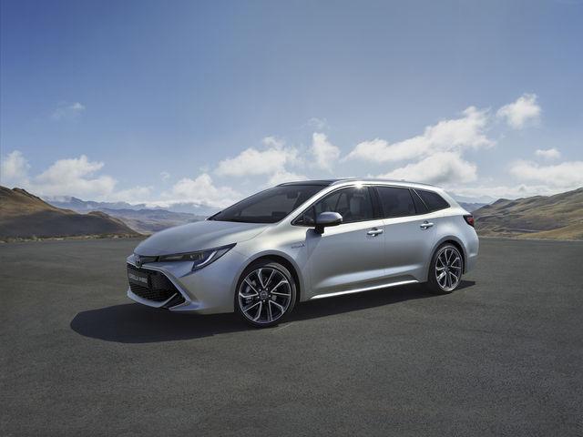 Toyota Corolla Touring Sports. Foto: Toyota