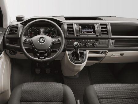 Volkswagen Transporter T6. Foto: Volkswagen
