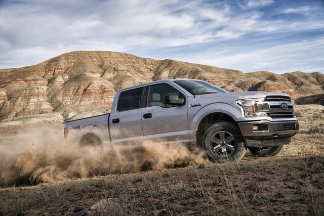Ford F-150. Foto: Ford