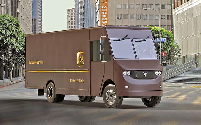 Foto: Xos Trucks