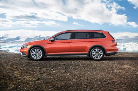 VW Passat Alltrack. Foto: Volkswagen