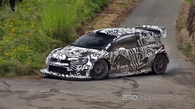 VW Polo R WRC. Kaader: Youtube