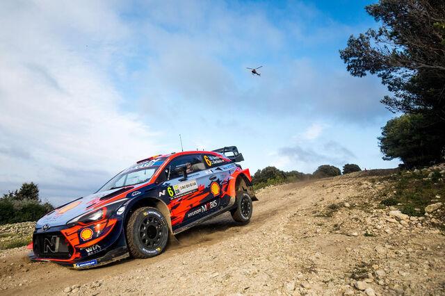 Dani Sordo. Foto: Hyundai Motorsport