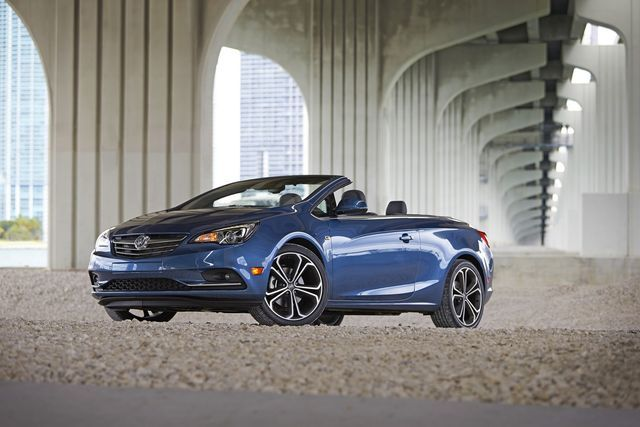 Buick Cascada. Foto: General Motors