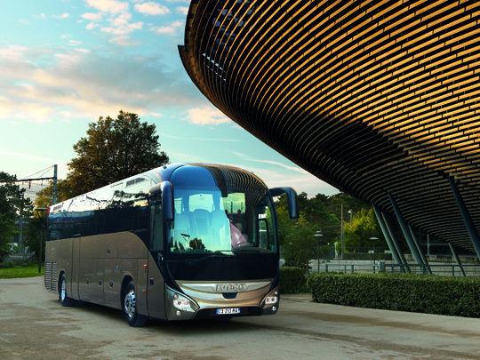 Iveco toob Eestisse uue EuroVI bussisarja