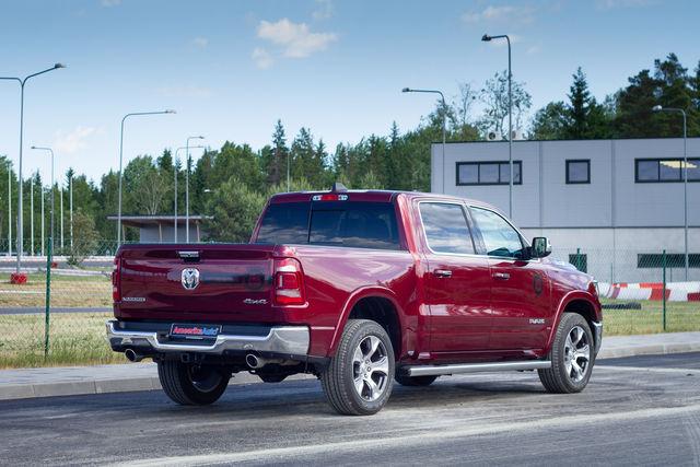 RAM 1500 2019. Foto: Laas Valkonen