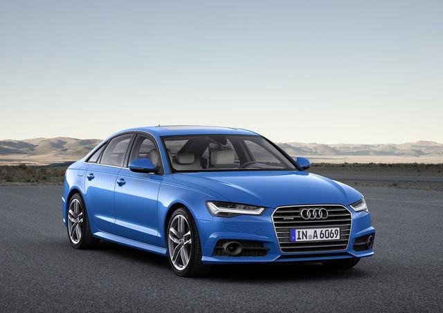 Audi A6. Foto: Audi