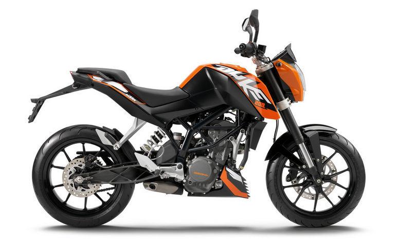 KTM loodab aastaga müüa 100 000 mootorratast