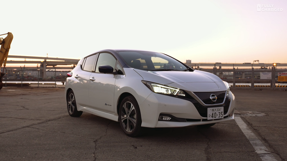 Fully Charged Show: Nissan Leaf