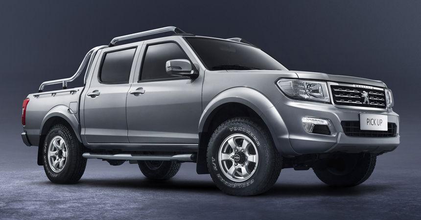 Peugeot uus kastiauto sünnib Hiinas moderniseeritud Nissan Navara baasil