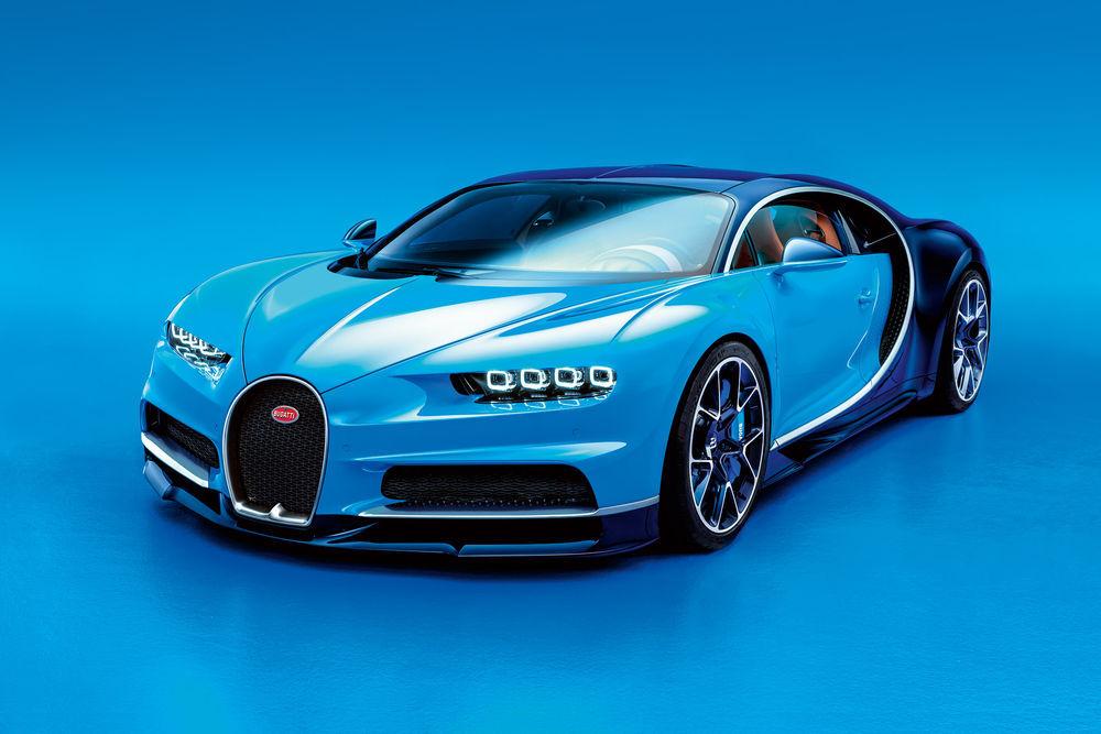 USA-s avalikustati Bugatti Chironi kütusekulu näitajad