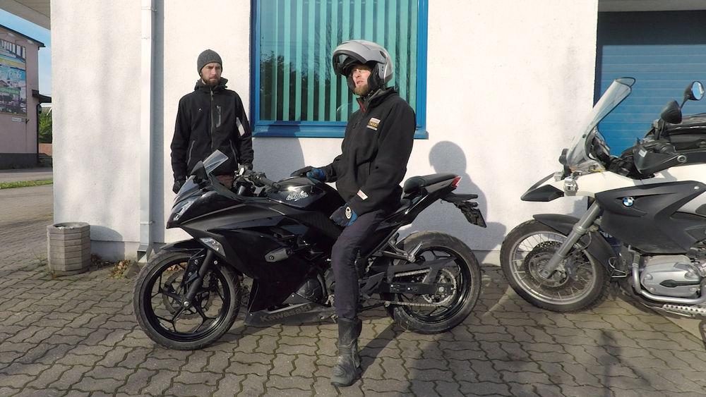 Bike Motors - Käigukast, 2. osa