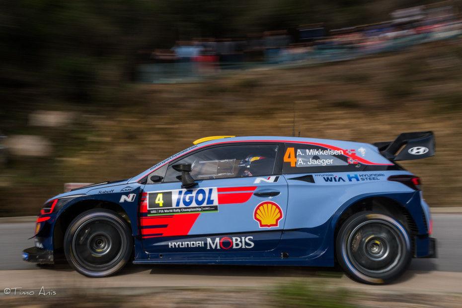 Fotod: Sebastien Ogier võitis Korsika ralli, Ott Tänak jäi teiseks