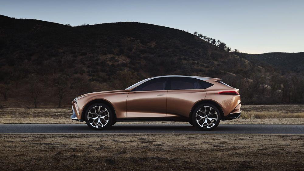 Lexus patenteeris kaubamärgi LQ