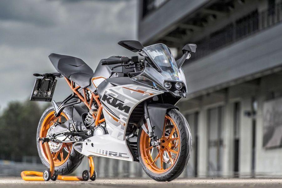 KTM-i pisike bike ootab ostjaid