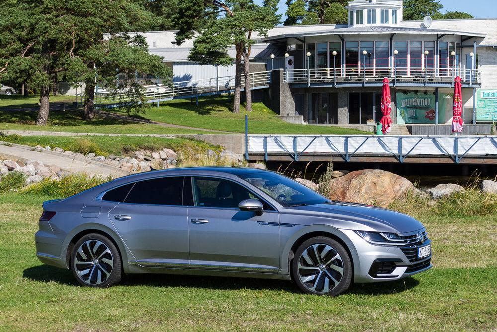 47923174c81 Motors24.ee proovisõit - Volkswagen Arteon - Morris - Uudised ...