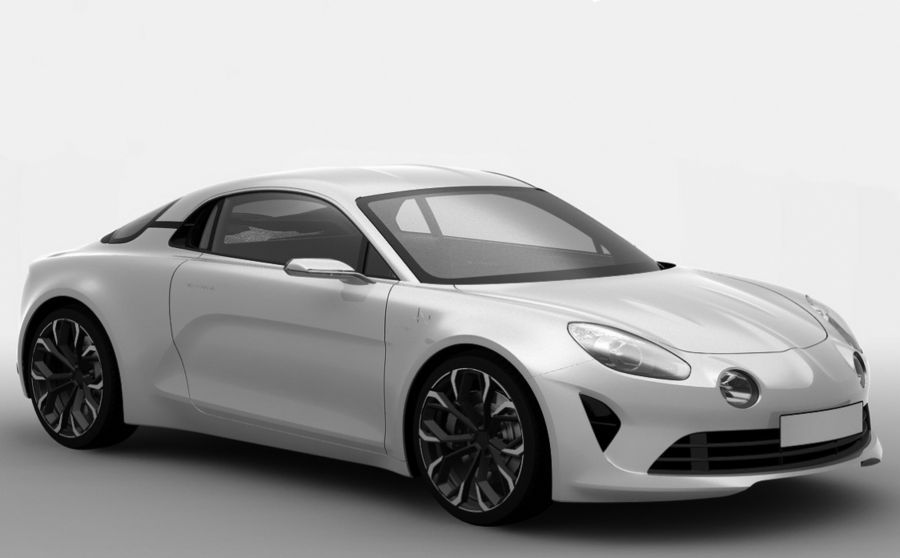 Alpine uut sportautot esitletakse 16. veebruaril