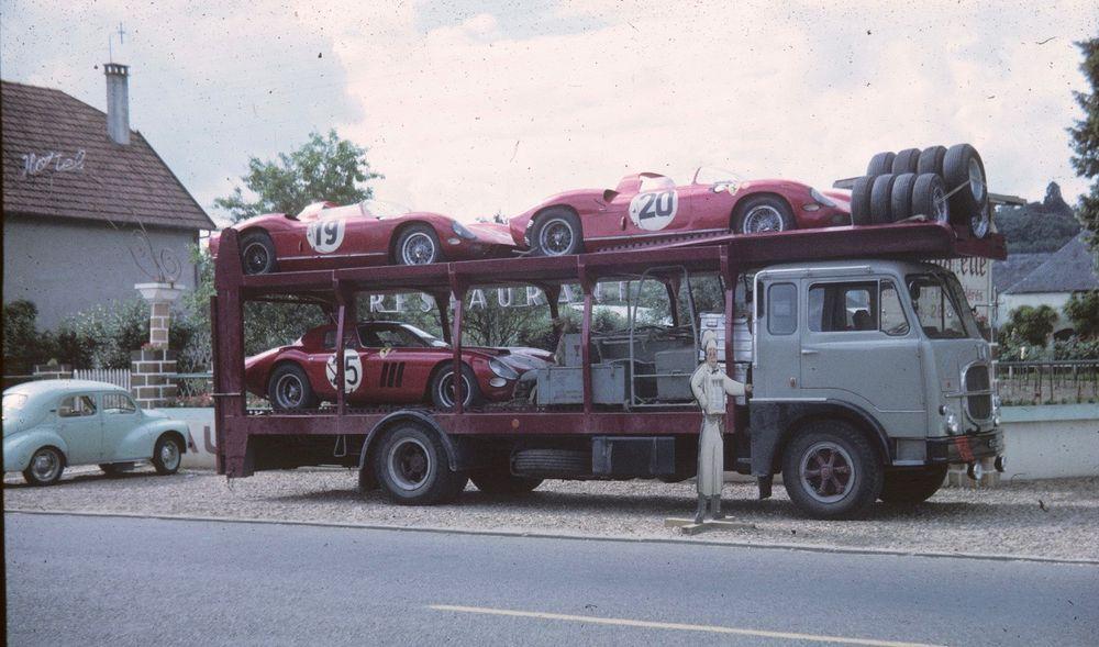 Viimane Le Mansis võitnud Ferrari müüakse oksjonil