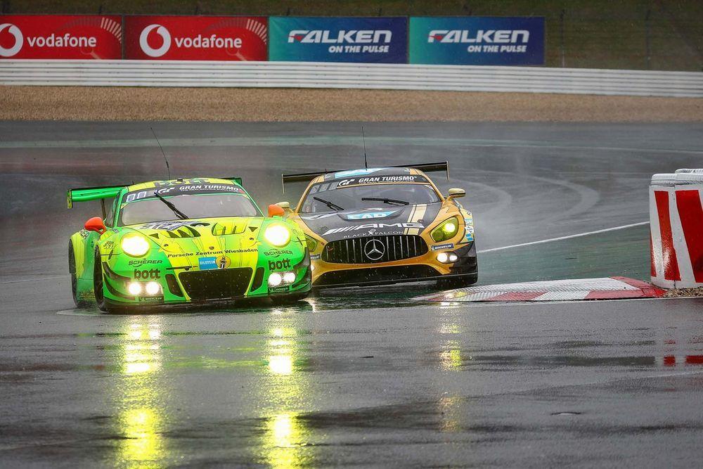 Nürburgring 24 tunni sõidu võitis 12. korda Porsche
