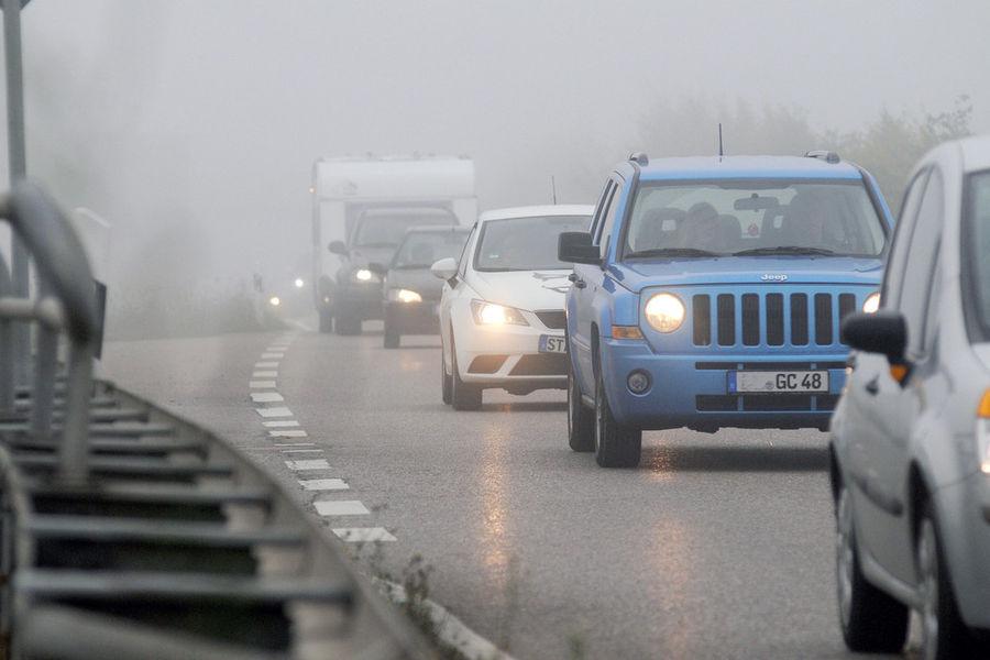 Šveitsis keelatakse kiirteedel veoautode möödasõidud