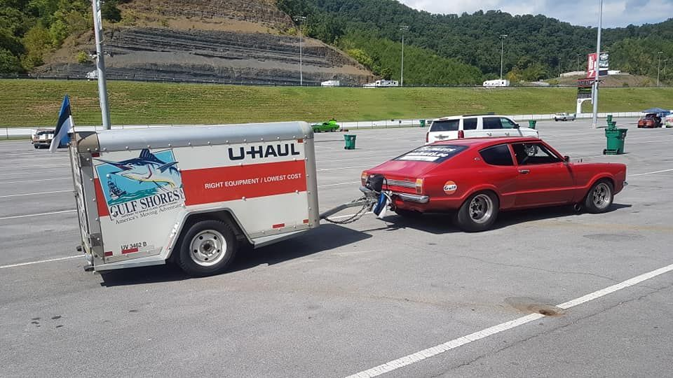 VIDEO: Andres Arnover osales USA-s Hot Rod Drag Week'l