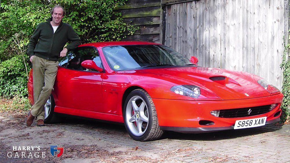 Harry's Garage: Ferrari 550 Maranello