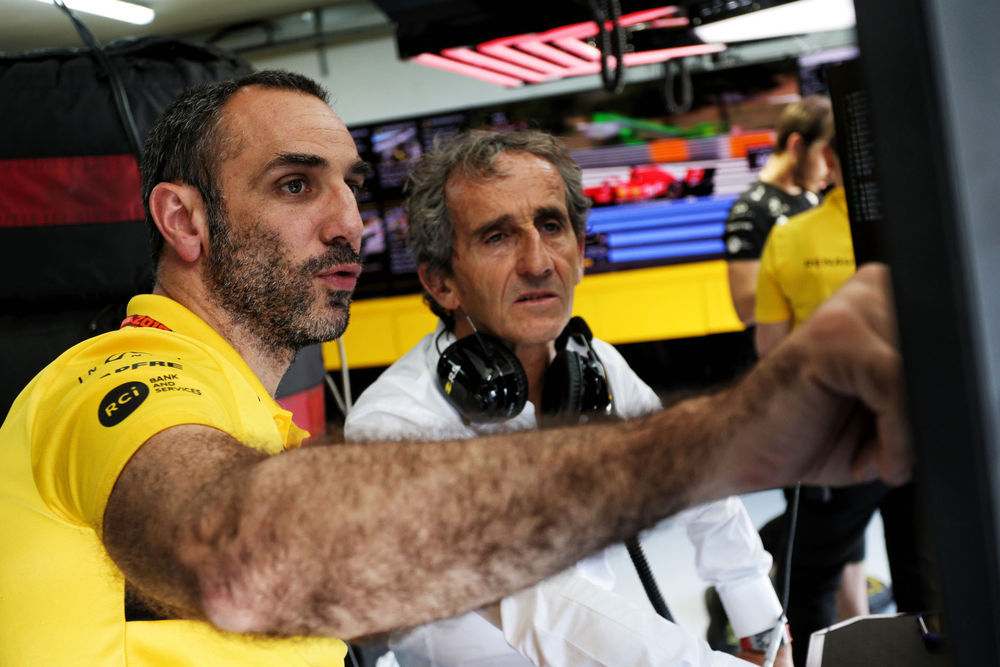 F1: Renault' tiimijuhi arvates võiks etappide arvu vähendada