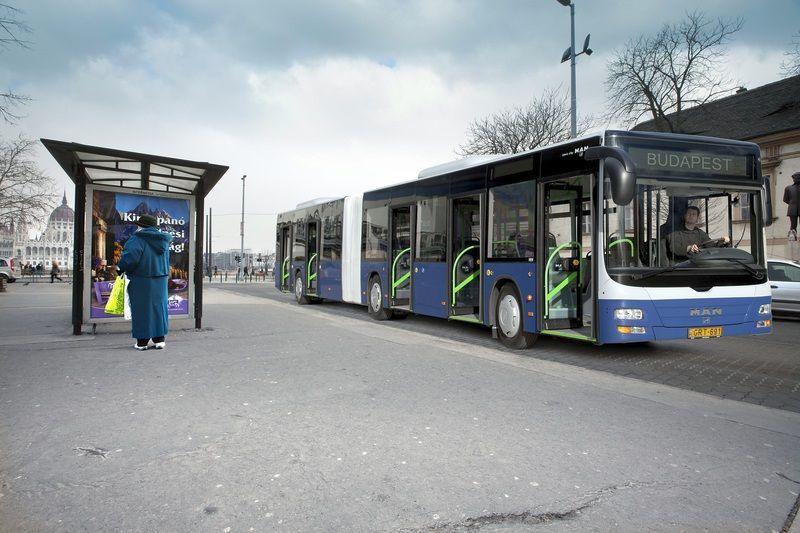 Tallinn saab kümme uut liigendbussi