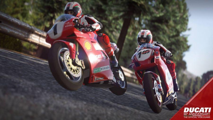 Ducati tähistab juubelit arvutimänguga