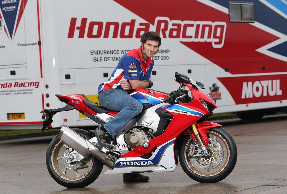 Guy Martin loobub võidusõidust