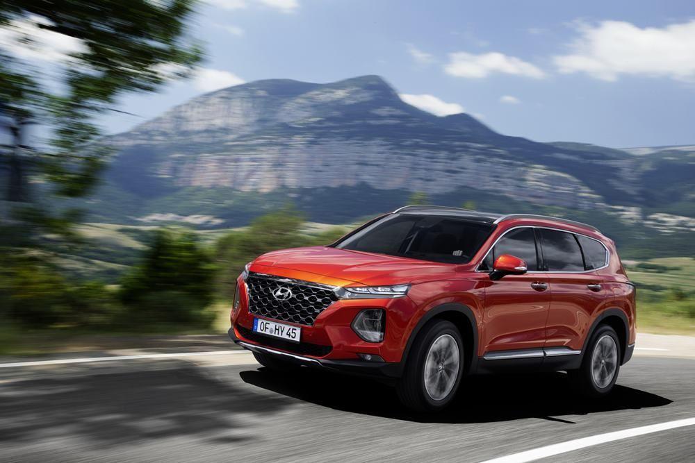 Hyundai Santa Fe - sportlik rahvamaja