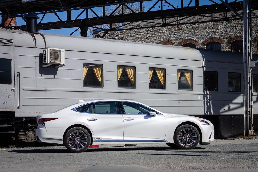cad674c8979 Motors24 proovisõit - Lexus LS 500h - Motors24 TV - Uudised ...