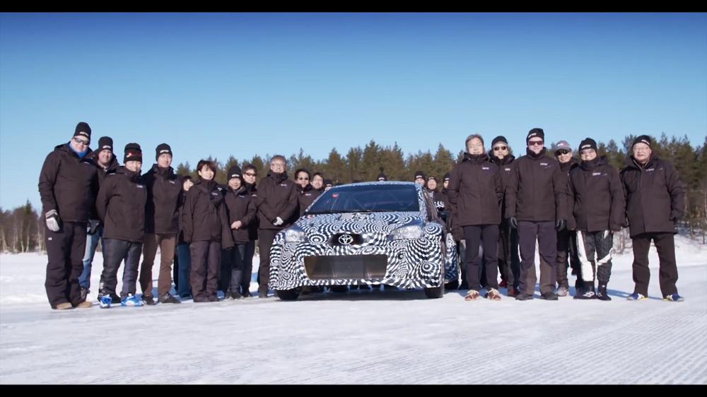 VIDEO: Toyota rallimeeskonna sünd