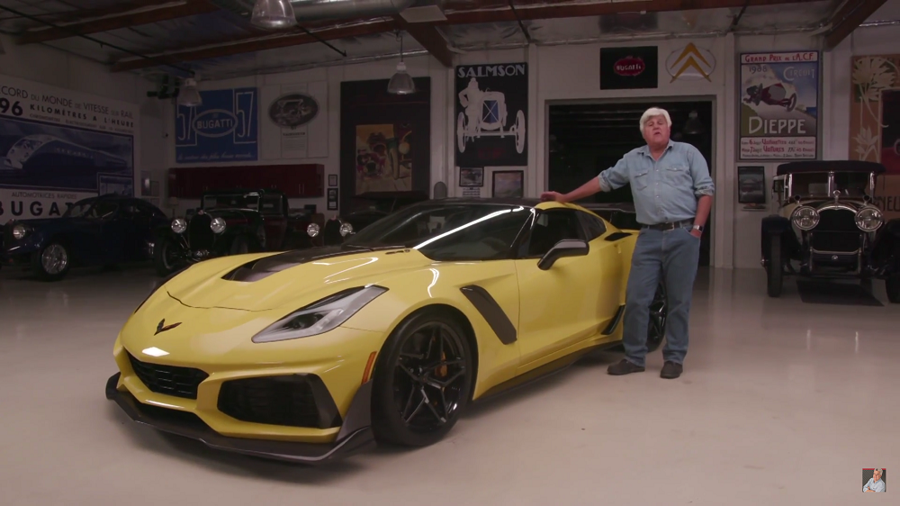 Jay Leno's Garage: 2019 Chevrolet Corvette ZR1