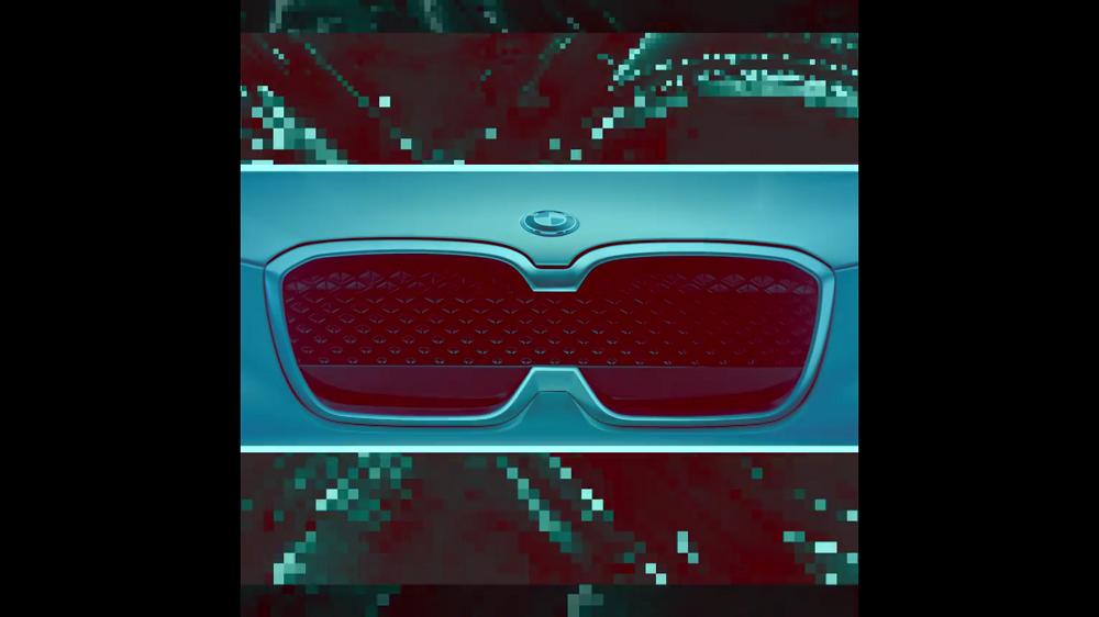 BMW ideemaastur iX3 esitleb radikaalset muutust disainis