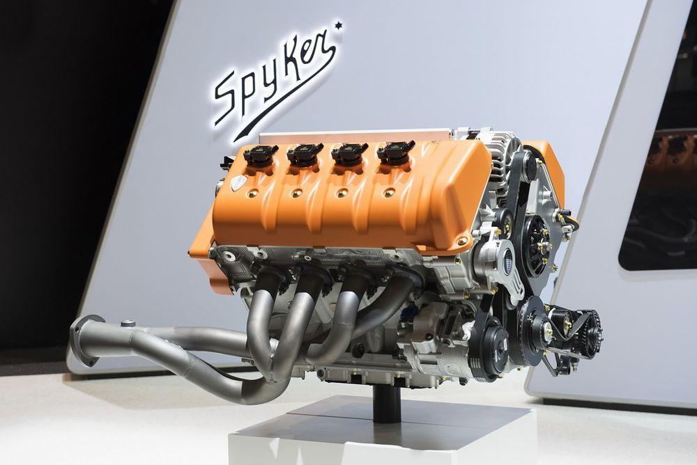 Spyker jääb ilma Koenigseggi mootoritest
