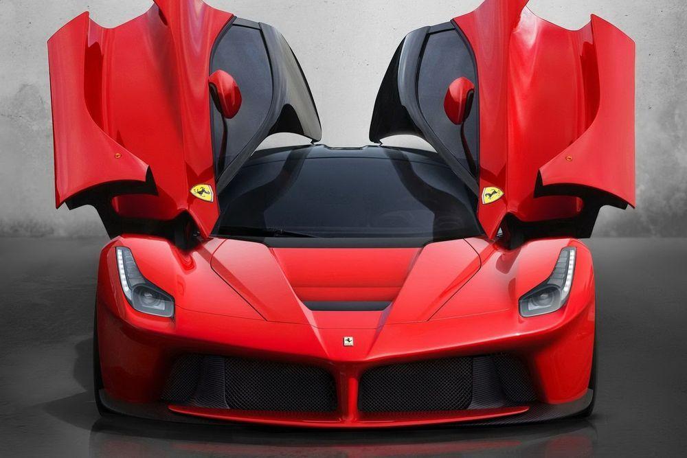 Ferrari lubas autode väärtuse tõstmiseks odomeetrite näidu muutmist?