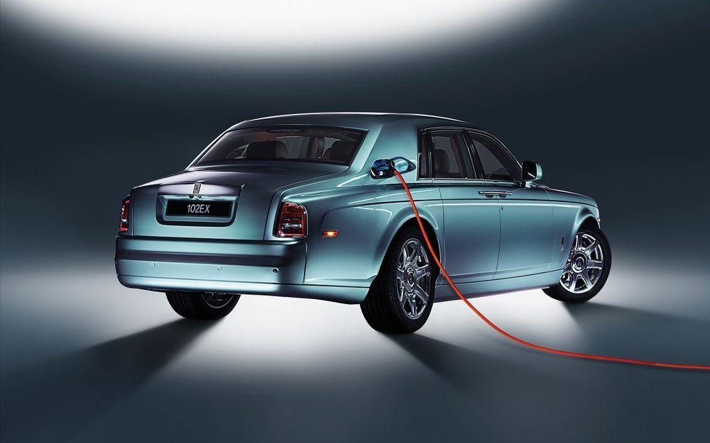 Rolls-Royce läheb üle elektrile aastaks 2020