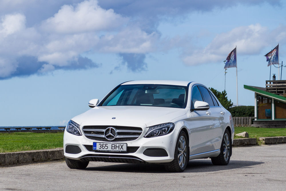 Motors24 proovisõit - Mercedes-Benz C 350e