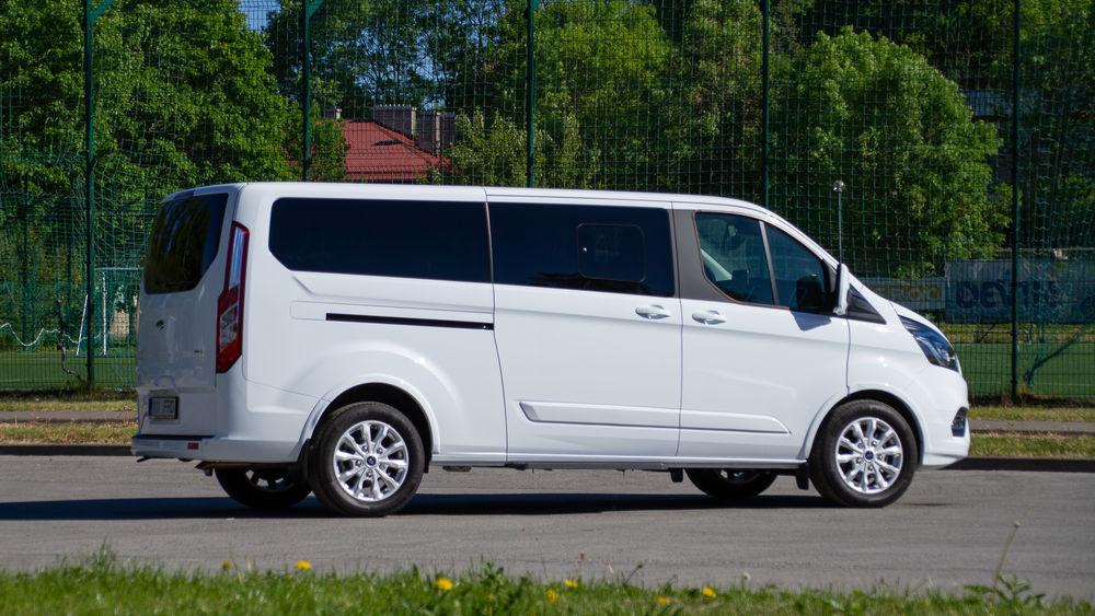 Motors24 proovisõit - Ford Tourneo Custom