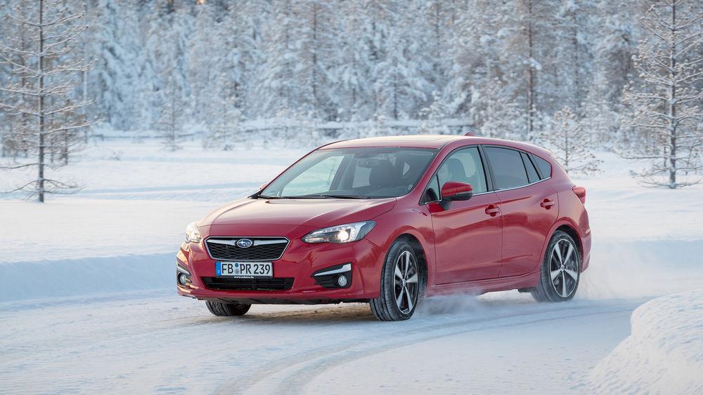 Motors24 proovisõit - Subaru Impreza