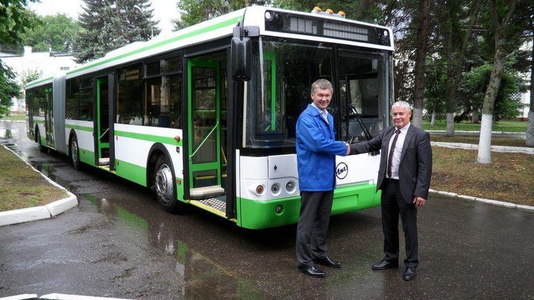MAN tarnib Venemaa bussitootjale jõuallikaid